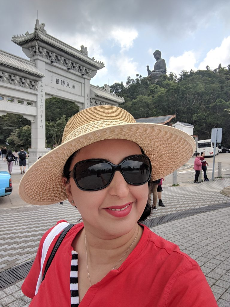 2 days in hong Kong as a solo female traveller