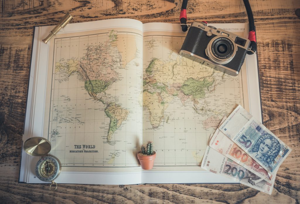 how to retire early and travel the world